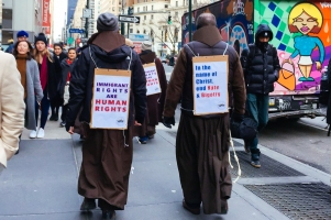 Walk for Peace and Justice in New York City